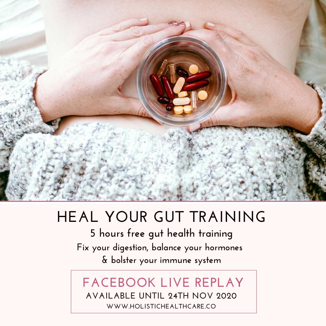 5 day gut health challenge